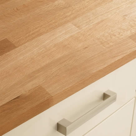 Oak Block Kitchen Worktops Southampton