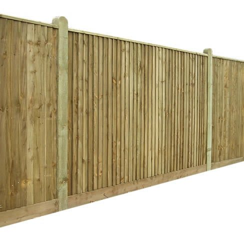 Closeboard Fencing in Southampton