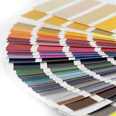Dulux colour charts for Painters & decorators