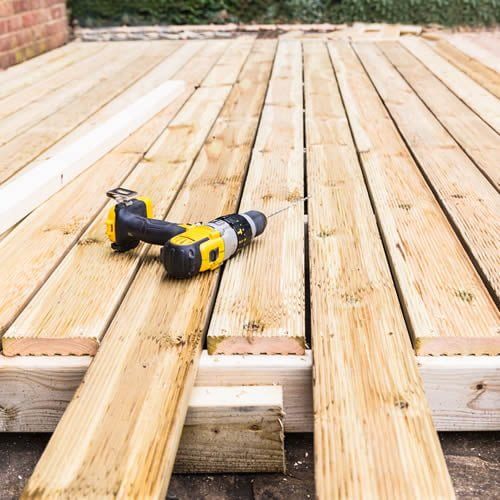 Decking Company in Southampton - Timbafix