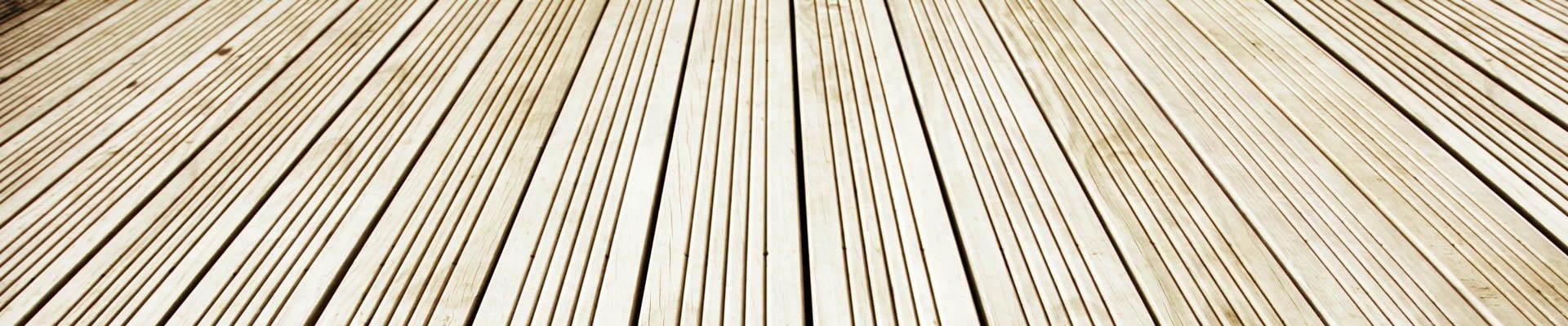 Timber Decking in Southampton