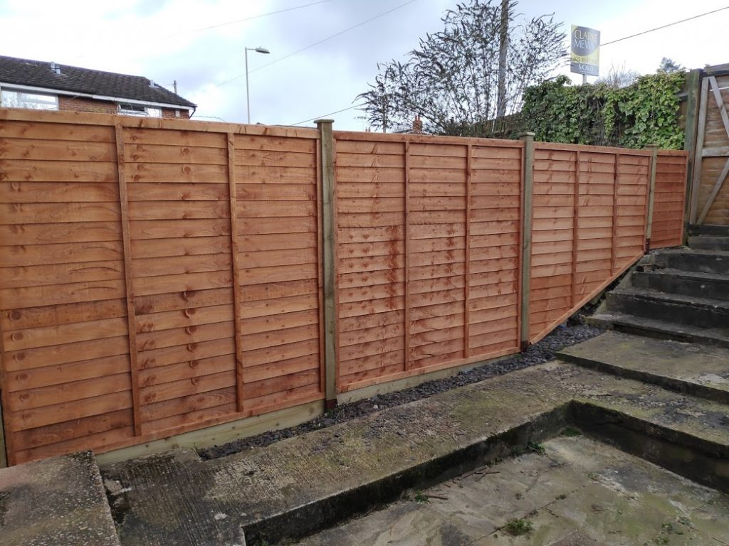 Fencing Installation in Southampton
