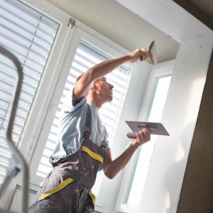 Plastering Service in Southampton